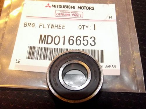 Clutch spiggot flywheel pilot bearing, Mitsubishi Pajero Jr, MR016653
